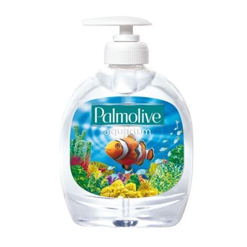 Palmolive Tekuté mydlo pre deti s pumpičkou Akvárium (Aquarium) 300 ml