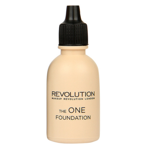 Makeup Revolution Tekutý make-up (The One Foundation) 29 ml