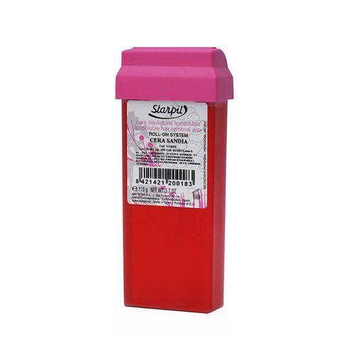 Starpil Tělový epilační vosk 110 g Azulenový