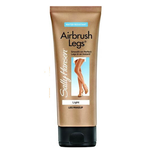 Sally Hansen Tónovací krém na nohy (Airbrush Legs Smooth) 118 ml Light