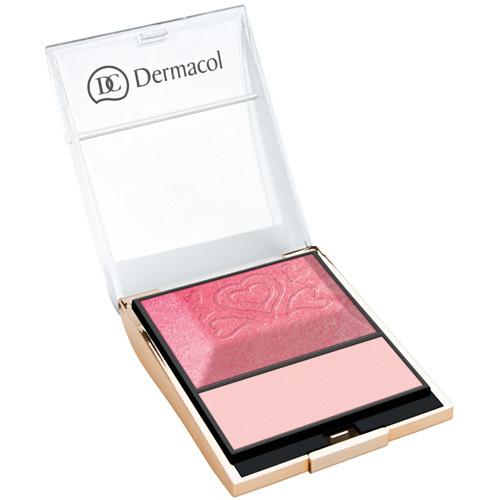 Dermacol Tvářenka s rozjasňovačem Blush & Illuminator 8,5 g č.8