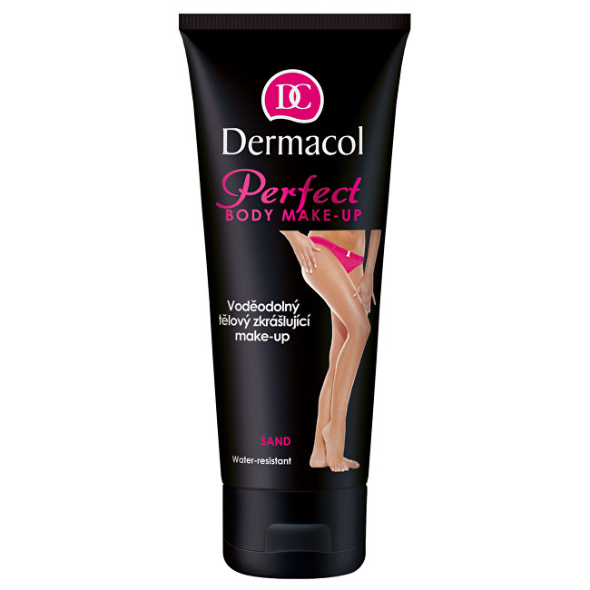 Dermacol Perfect Body Make-Up Pale 100 ml