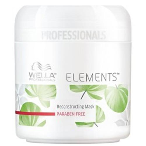 Fotografie Wella Professional Elements vyživující hydratační maska na vlasy 150 ml