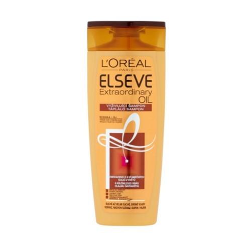 L´Oréal Paris Vyživující krémový šampon Elseve (Extraordinary Oil Cream Shampoo) 250 ml