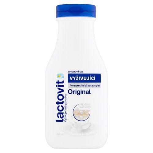 Lactovit Vyživující sprchový gel Original 500 ml