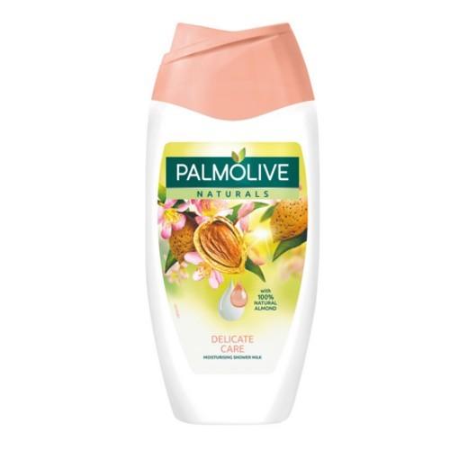 Palmolive Vyživujúci sprchový gél s výťažkami z mandlí Naturals (Delicate Care Moisturizing Shower Milk) 500 ml