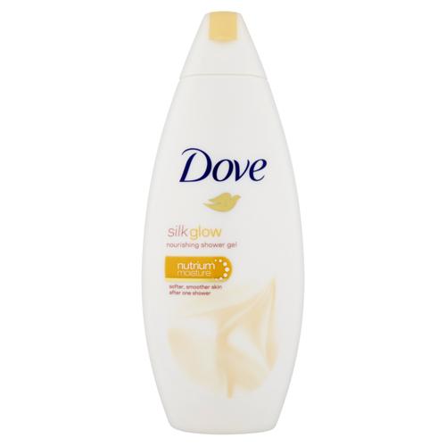 Dove Vyživujúce sprchový gél Silk Glow (Nourishing Shower Gel) 250 ml