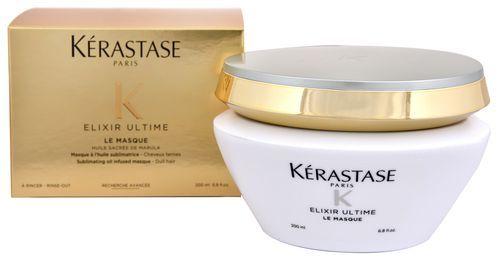 Kérastase Skrášľujúca maska na vlasy (Masque Elixir Ultime ) 200 ml