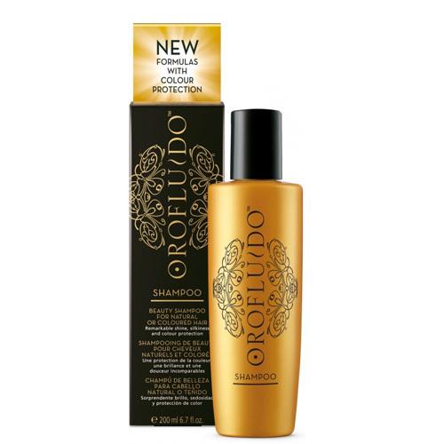 Fotografie Orofluido Zkrášlující šampon pro všechny typy vlasů (Beauty Shampoo) 200 ml