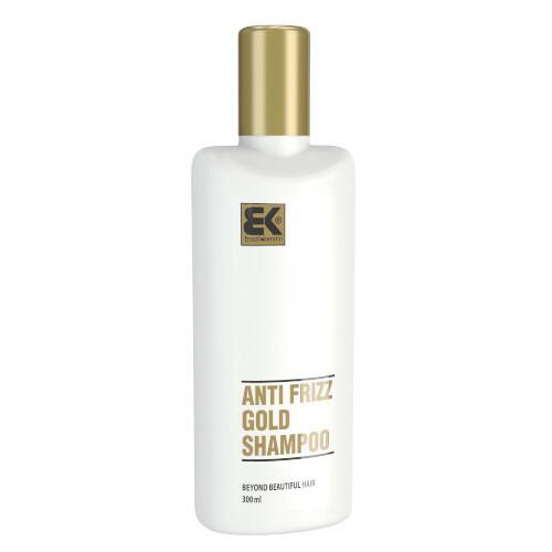 Brazil Keratin Zlatý šampón pre poškodené vlasy (Shampoo Anti-Frizz Gold) 300 ml