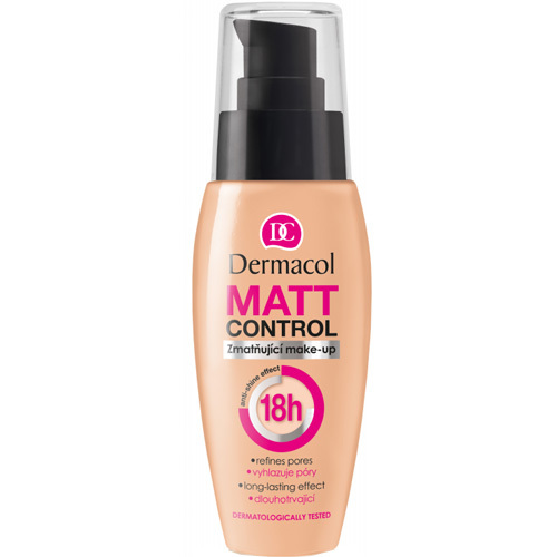Dermacol Zmatňující make-up Matt Control 18h 30 ml č. 2