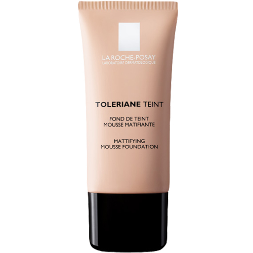 La Roche Posay Zmatňující pěnový make-up Toleriane Teint SPF 20 (Mattifying Mousse Foundation)