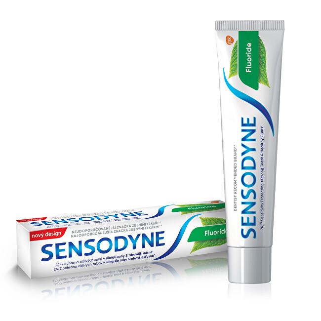 Sensodyne Zubná pasta na citlivé zuby Fluoride 100 ml