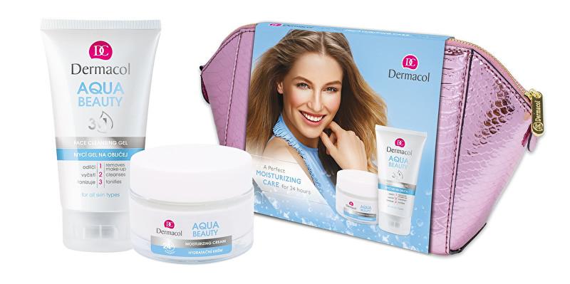 Dermacol Dárková sada hydratační péče Aqua Beauty