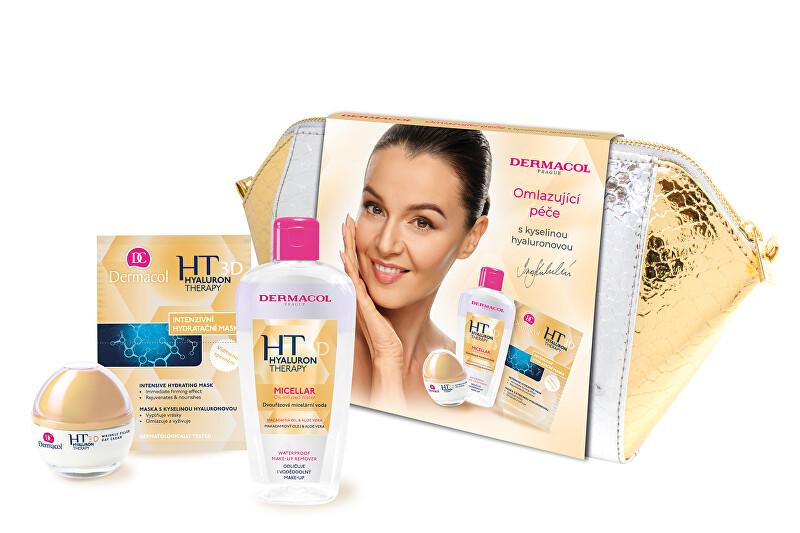 Dermacol Kosmetická sada omlazující péče s kyselinou hyaluronovou Hyaluron Therapy II.