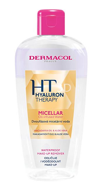Dermacol Dvojfázová micelárna voda Hyaluron Therapy 3D (Micellar Oil-Infused Water) 200 ml