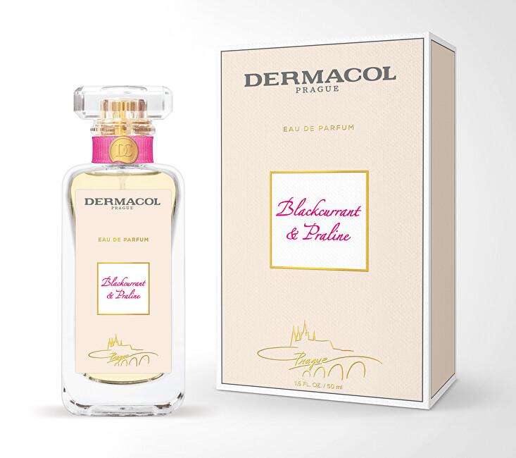 Dermacol Parfúmová voda s vôňou čiernych ríbezlí a sladkých praliniek lackcurrant and Praline EDP 50 ml