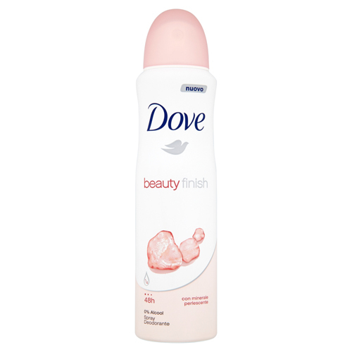 Dove Antiperspirant ve spreji Beauty Finish 150 ml