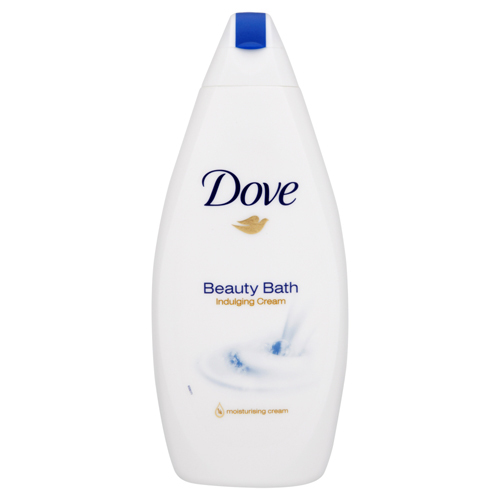 Dove Pěna do koupele Beauty Bath (Indulging Cream) 500 ml