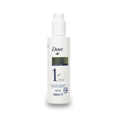 Dove Regenerační kondicionér pro slabé a poškozené vlasy Intensive Repair (1 Minute Milk Gel Light C