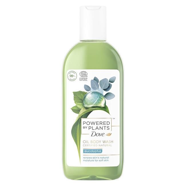 Dove Sprchový gél Eukalyptus Powered by Plants Eucalyptus (Oil Body Wash) 250 ml