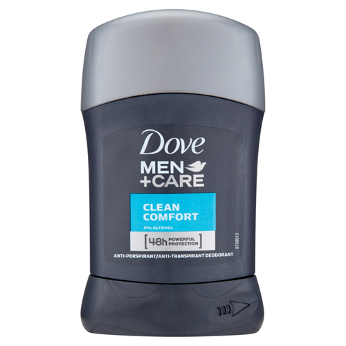 Dove Tuhý deodorant Men+Care Clean Comfort 50 ml