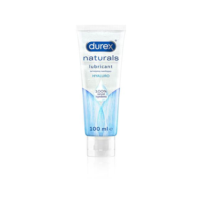 Durex Intimní gel Naturals Hyaluro 100 ml