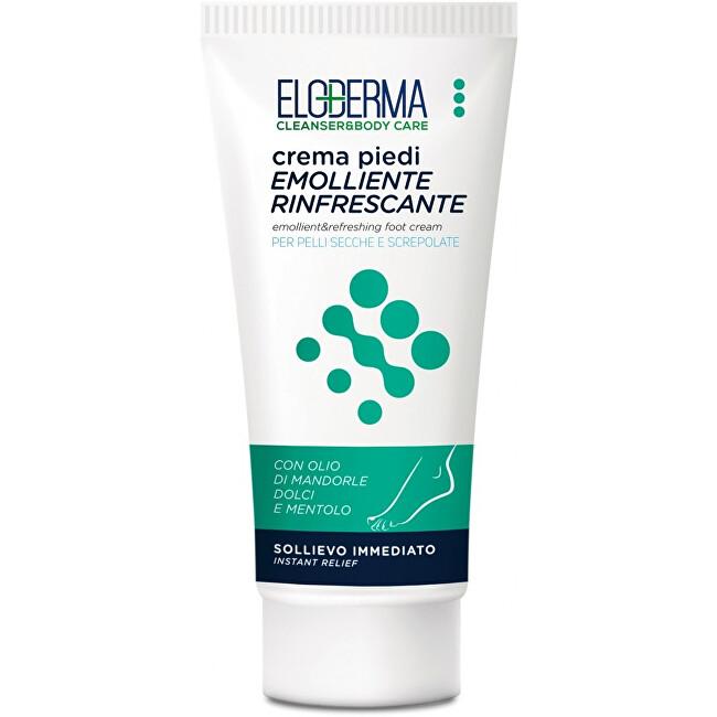 Eloderma Krém na nohy s mandľovým olejom (Foot Cream) 100 ml