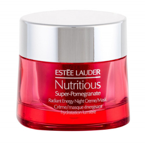 Estée Lauder Hydratačný nočný pleťový krém / maska Nutritious Super-Pomegranate (Radiant Energy Night Creme/Mask) 50 ml