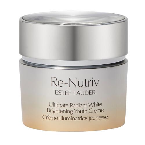 Estée Lauder Rozjasňujúci pleťový krém Re-Nutriv ( Ultimate Radiante White Brightening Youth Creme) 50 ml