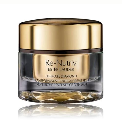Estée Lauder Luxusní pleťový krém Re-Nutriv Ultimate Diamond (Transformative Energy Creme Rich) 50 ml