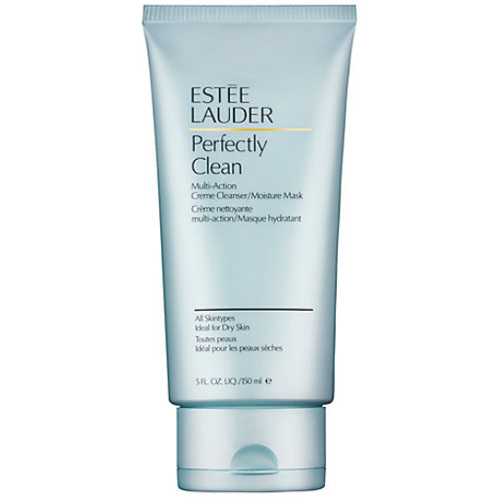 Estée Lauder Čistiaci krém a hydratačná maska 2v1 Perfectly Clean (Multi-Action Creme Cleanser/ Moisture Mask) 150 ml