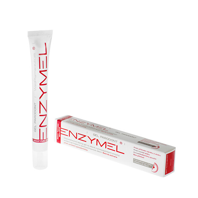 Enzymel Enzymový gel na dásně Parodont 30 ml