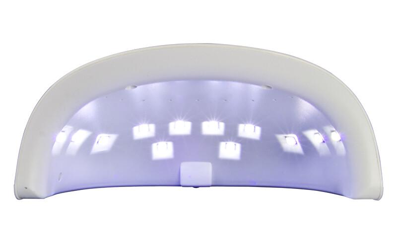 Esperanza UV lampa na nehty Amber 40 W
