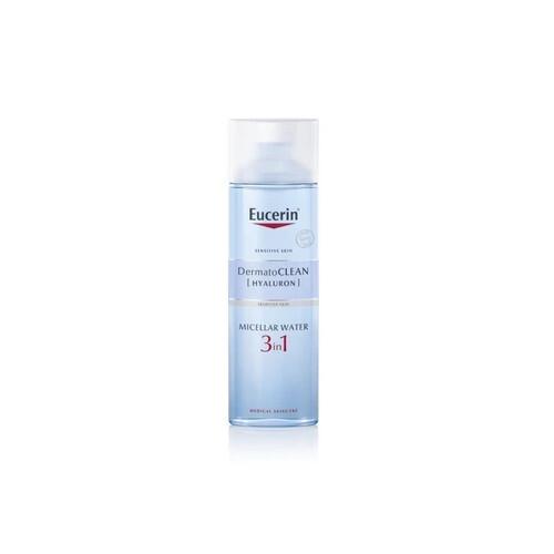 Eucerin Čisticí micelární voda 3 v 1 DermatoCLEAN 200 ml