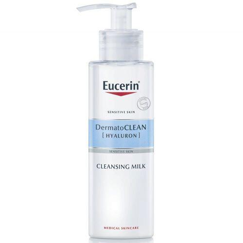 Eucerin Čistiace pleťové mlieko DermatoCLEAN 200 ml