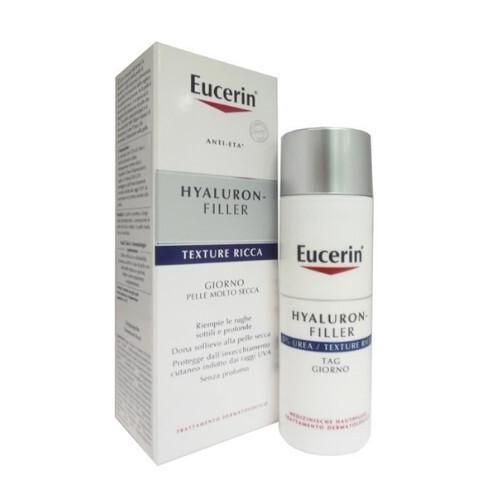 Eucerin Denný krém proti vráskam Hyal-Urea 50 ml