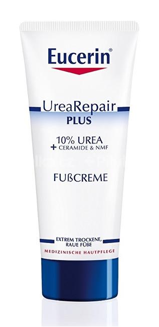 Eucerin Krém na nohy Urea Repair Plus 10% (Foot Cream) 100 ml