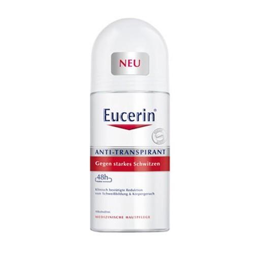 Eucerin Kuličkový antiperspirant (Anti-Transpirant) 50 ml