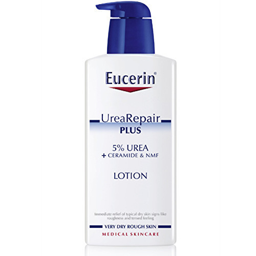 Eucerin Tělové mléko UreaRepair Plus 5% (Body Lotion) 400 ml