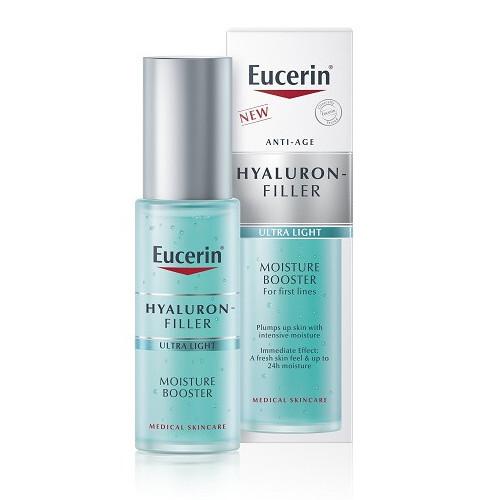 Eucerin Ultra lehké hydratační sérum Hyaluron-Filler (Moisture Booster) 30 ml