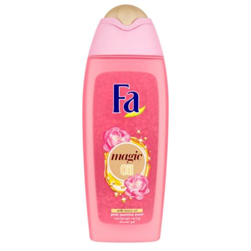 Fa Sprchový gél Magic Oil Pink Jasmine (Indulgingly Caring Shower Gel) 400 ml