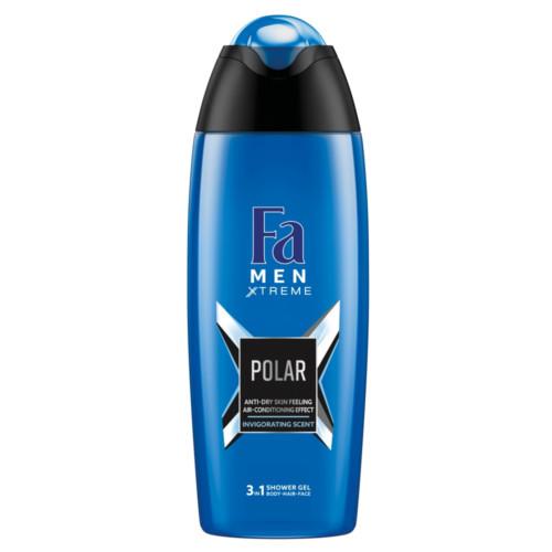 Fa Sprchový gél Men Xtreme Polar (3in1 Shower Gel) 400 ml