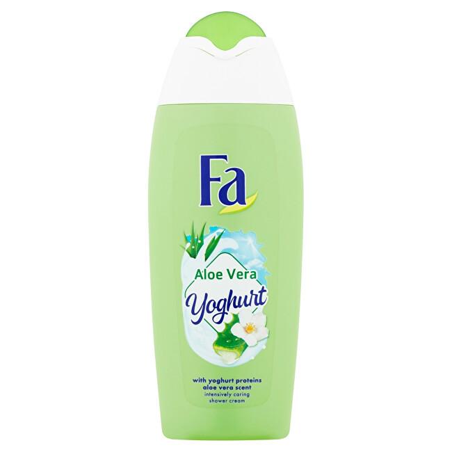 Fa Sprchový krém Aloe Vera Yoghurt (Intensively Caring Shower Cream) 400 ml
