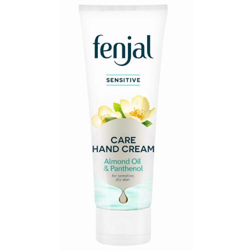 fenjal Krém na ruky Sensitiv e ( Care Hand Cream) 75 ml