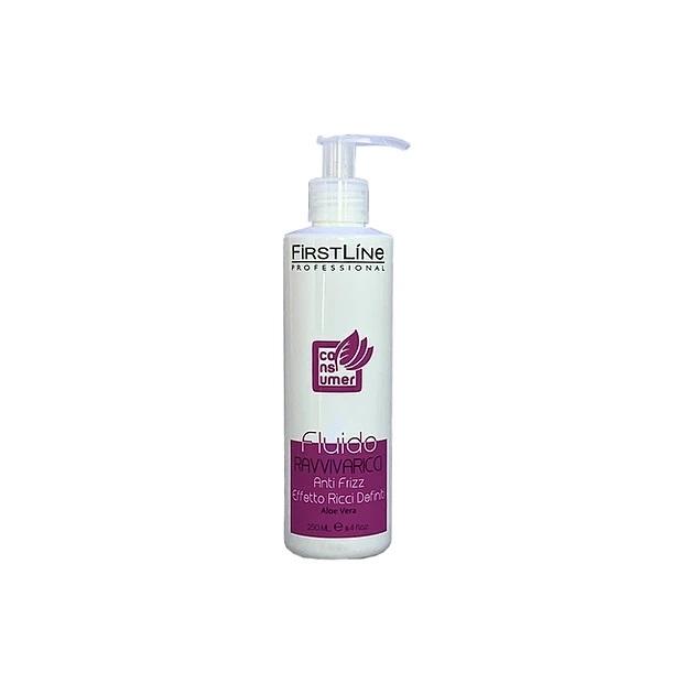 Firstlíne Professional Fluid pre vlnité a kučeravé vlasy fluid Ravvivaricci Anti Frizz 200 ml