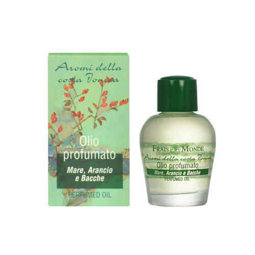 Parfémovaný olej Moře, pomeranč a bobule (Seaspray Orange And Beries Perfumed Oil) 12 ml