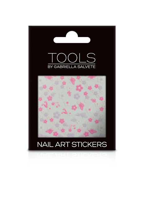 Gabriella Salvete 3D nálepky na nechty Tools Nail Art Sticker 10
