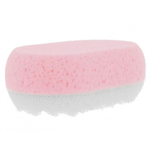 Gabriella Salvete Masážní mycí houba Pink (Massage Bath Sponge)