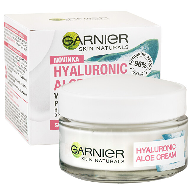 Garnier Garnier Hyaluronic Aloe vyživujúci krém 50 ml